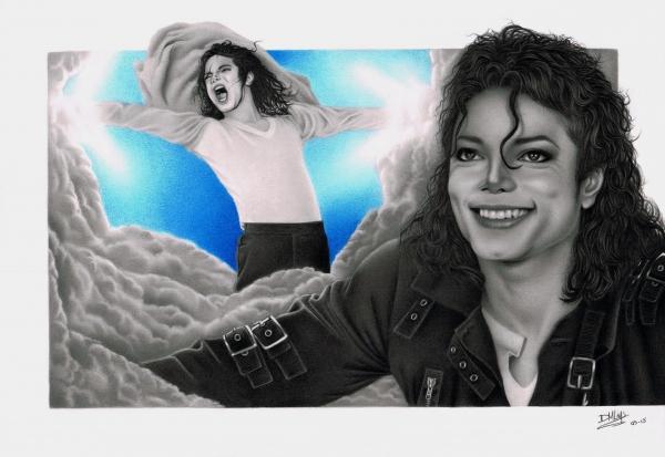 Michael Jackson by Denise